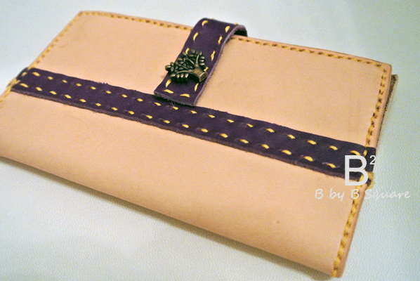 S4 leather case -- cover